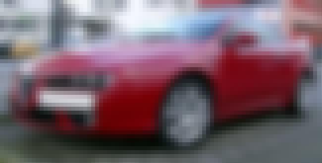Alfa Romeo Brera is listed (or ranked) 3 on the list Full List of Alfa Romeo Models