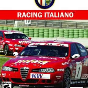 Alfa Romeo Racing Italiano is listed (or ranked) 11 on the list List of All Role-playing Games