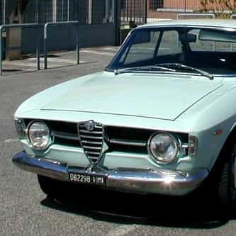 Alfa Romeo 105 Series Coupes