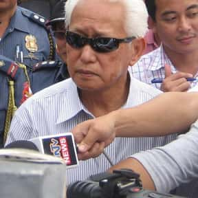 Alfredo Lim is listed (or ranked) 16 on the list List of Famous Philippines Politicians