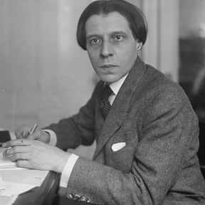 Alfred Cortot is listed (or ranked) 9 on the list Famous People Named Alfred
