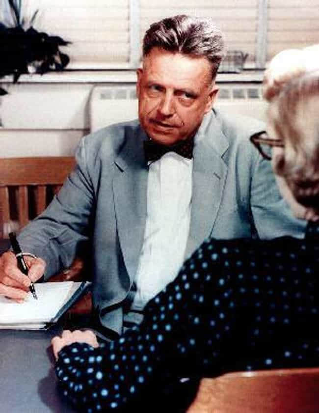 Alfred Kinsey is listed (or ranked) 2 on the list Famous People Born in 1894
