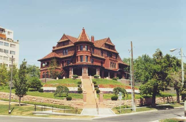 Alfred McCune Home is listed (or ranked) 2 on the list List of Famous Salt Lake City Buildings & Structures
