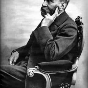 Alfred Nobel is listed (or ranked) 8 on the list Famous People Named Alfred