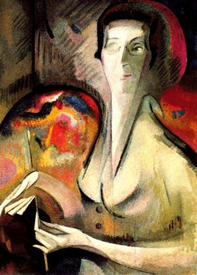 Alice Bailly is listed (or ranked) 20 on the list Famous Cubist Artists, Ranked