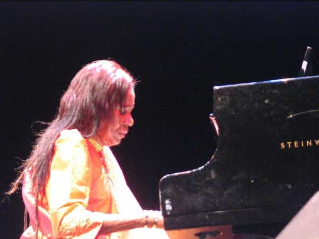Alice Coltrane is listed (or ranked) 2 on the list Famous Female Jazz Pianists