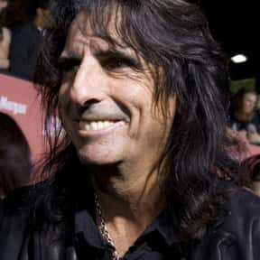 Alice Cooper is listed (or ranked) 11 on the list The Greatest Live Bands of All Time