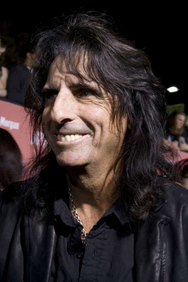 Alice Cooper is listed (or ranked) 1 on the list You'd Never Know That These Musicians Are Intensely Religious