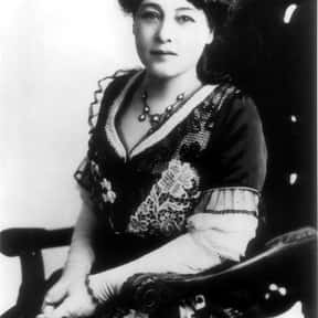 Alice Guy-Blaché is listed (or ranked) 24 on the list List of Famous Filmmakers
