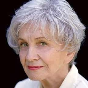 Alice Munro is listed (or ranked) 8 on the list Famous People Named Alice