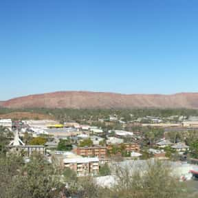 Alice Springs is listed (or ranked) 20 on the list Gay Events & Pride Parades Around the World