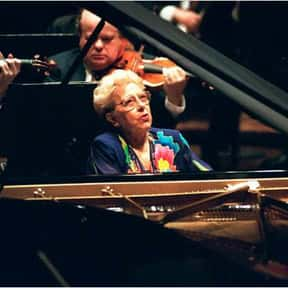 Alicia de Larrocha is listed (or ranked) 25 on the list The Best Pianists in the World