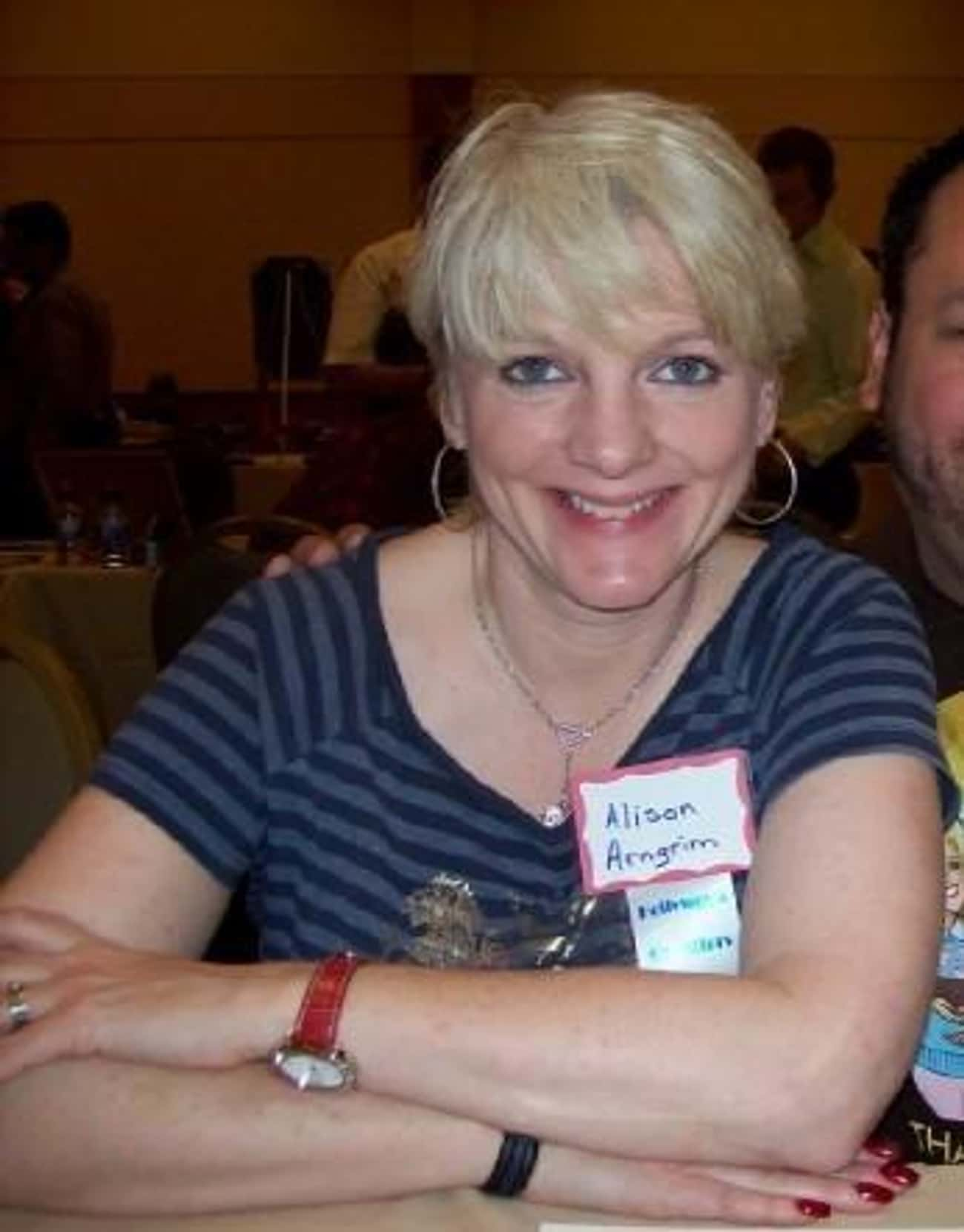 Alison Arngrim is listed (or ranked) 3 on the list Famous People Born in 1962