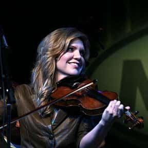 Alison Krauss is listed (or ranked) 4 on the list Famous People Named Ali & Alison