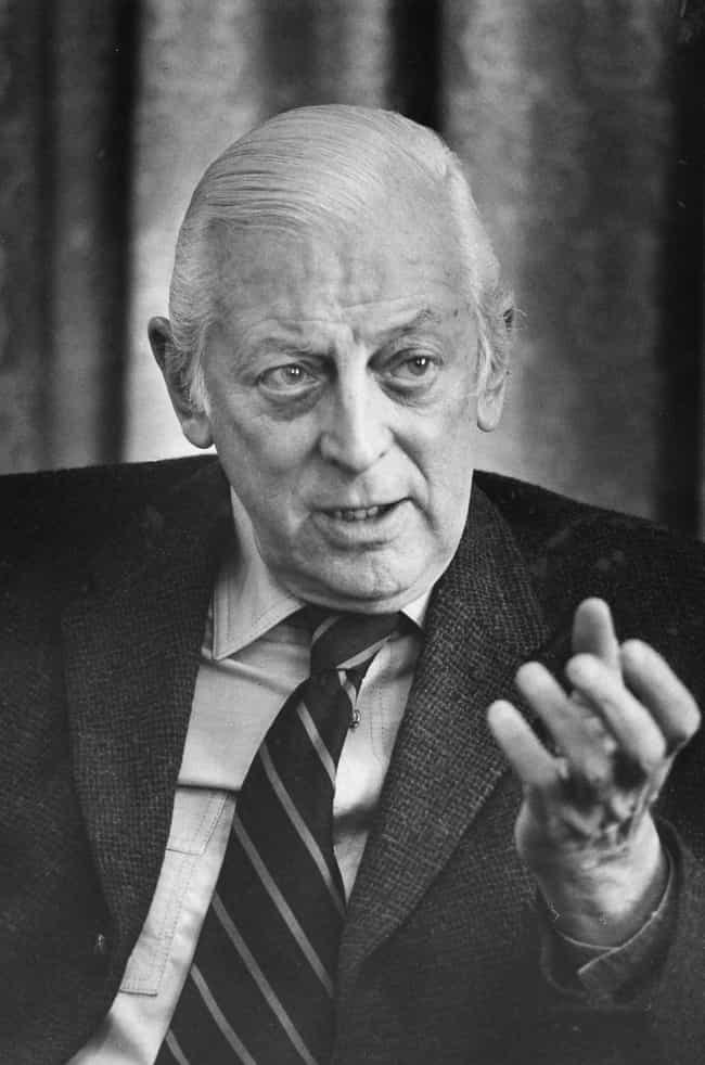 Alistair Cooke is listed (or ranked) 1 on the list Omnibus Cast List
