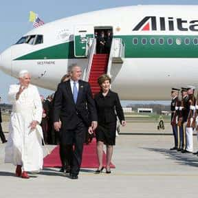Alitalia-Linee Aeree Italiane is listed (or ranked) 12 on the list List of Los Angeles International Airport Airlines