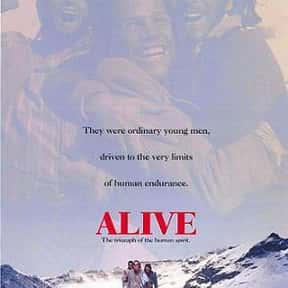 Alive is listed (or ranked) 7 on the list The Best '90s Disaster Movies