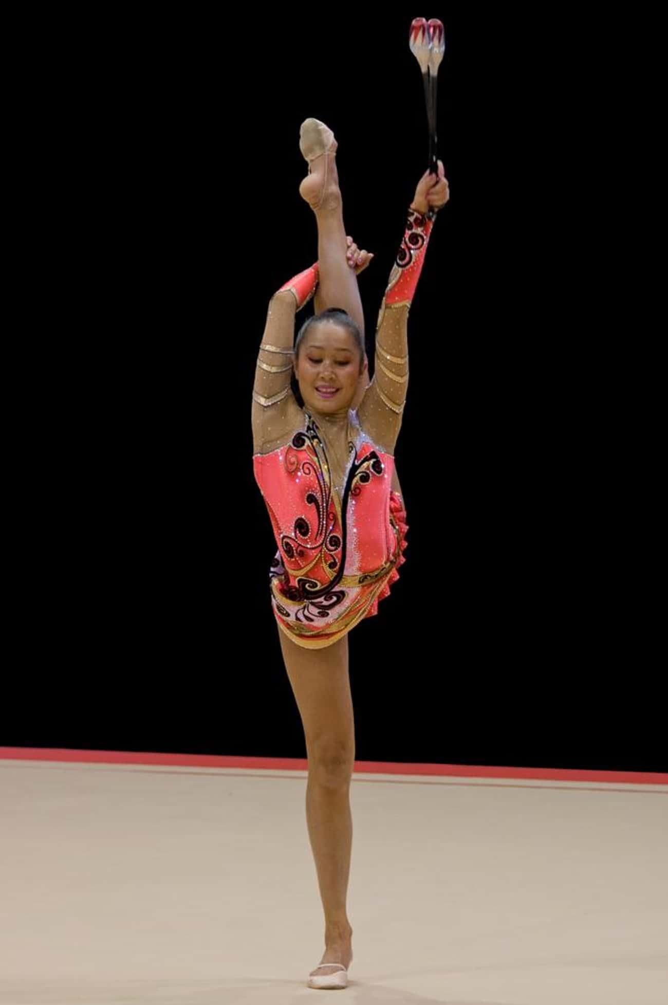 Aliya Garayeva is listed (or ranked) 4 on the list Famous Gymnasts from Russia