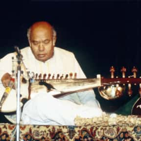Ali Akbar Khan is listed (or ranked) 24 on the list The Best Indian Classical Artists