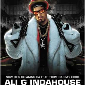 Ali G Indahouse is listed (or ranked) 8 on the list The Best Hip Hop Movies Of The 2000s