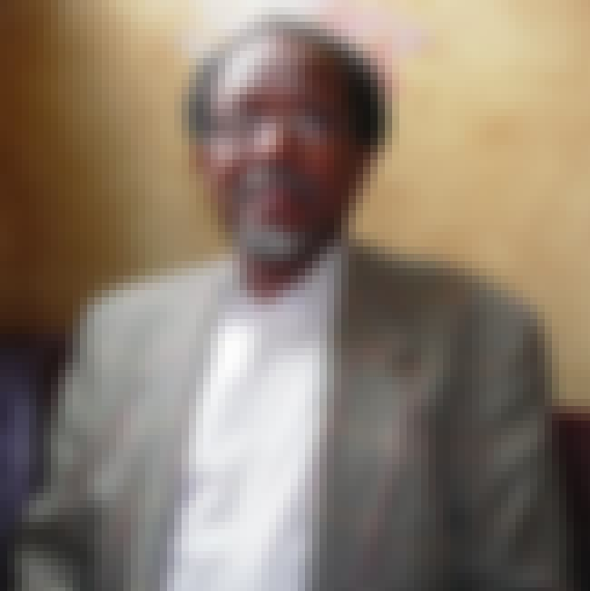 Ali Khalif Galaid is listed (or ranked) 3 on the list Famous Politicians from Somalia