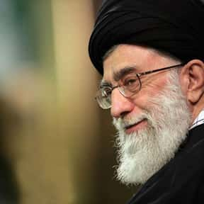 Ali Khamenei is listed (or ranked) 18 on the list Famous People Named Ali & Alison