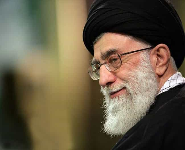 Ali Khamenei is listed (or ranked) 3 on the list Famous Male Religious Leaders