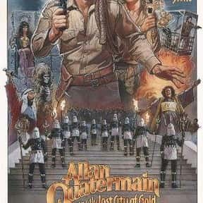 Allan Quatermain and the Lost  is listed (or ranked) 23 on the list The Best Movies About Finding Lost Worlds