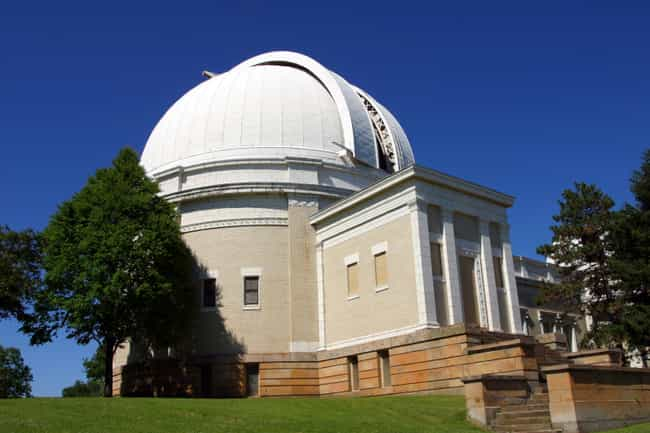 Allegheny Observatory is listed (or ranked) 4 on the list List of Famous Pittsburgh Buildings & Structures