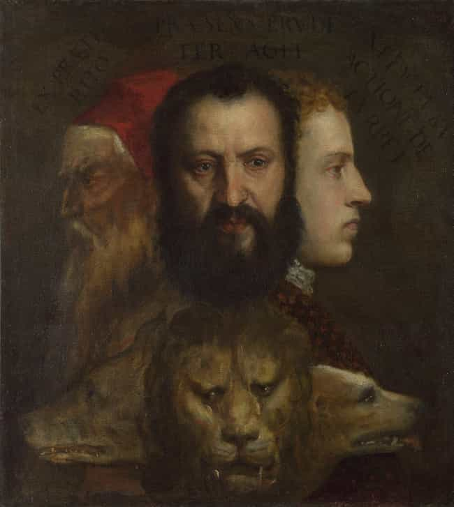 Allegory of Prudence is listed (or ranked) 1 on the list Famous Titian Paintings