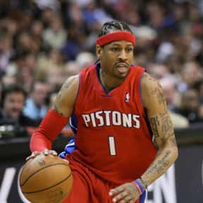 Allen Iverson is listed (or ranked) 1 on the list The Best NBA Players With No Championship Rings