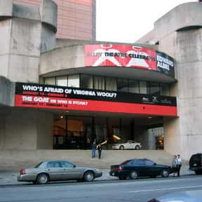 Alley Theatre is listed (or ranked) 5 on the list Famous Brutalist Architecture Buildings