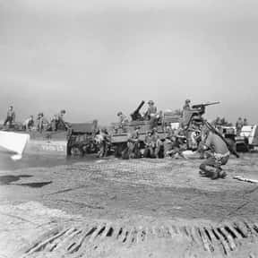 Allied invasion of Italy is listed (or ranked) 23 on the list The Most Important Battles in US History
