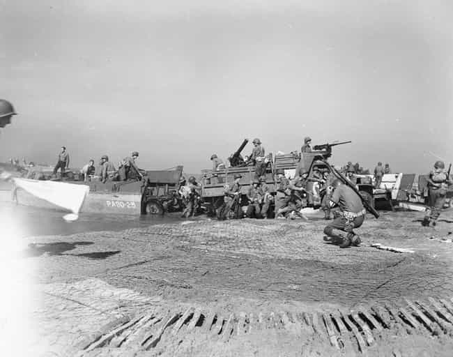 Allied invasion of Italy is listed (or ranked) 2 on the list List Of Italian Campaign Battles