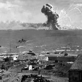 Allied invasion of Sicily is listed (or ranked) 5 on the list World War II Battles Involving the Nazi Germany