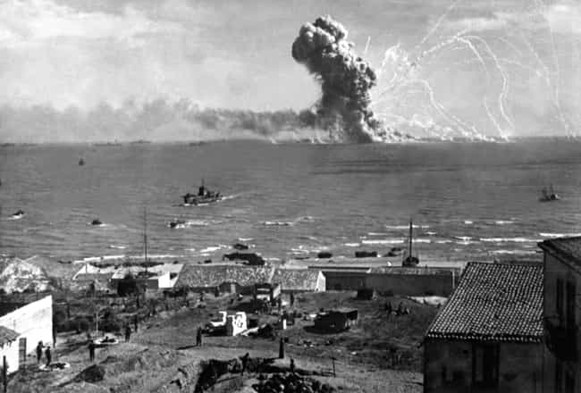 Allied invasion of Sicily is listed (or ranked) 3 on the list List Of Italian Campaign Battles