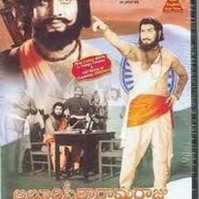 Alluri Seetarama Raju is listed (or ranked) 2 on the list The Best Movies About Gandhi, Ranked