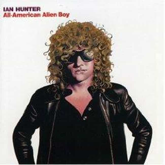 All-American Alien Boy is listed (or ranked) 3 on the list The Best Ian Hunter Albums of All Time