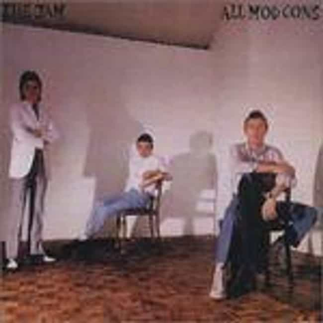 All Mod Cons is listed (or ranked) 1 on the list The Best Jam Albums of All Time