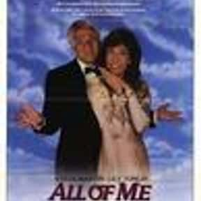 All of Me is listed (or ranked) 19 on the list 20+ Great Movies Where Characters Swap Ages or Bodies