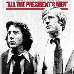 All the President's Men is listed (or ranked) 4 on the list The Best Jason Robards Movies