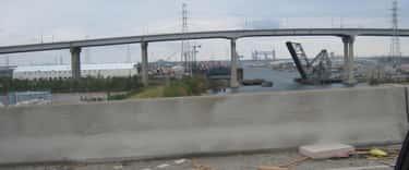 Almonaster Avenue Bridge is listed (or ranked) 1 on the list Bridges in Louisiana
