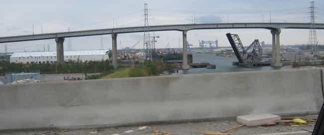 Almonaster Avenue Bridge... is listed (or ranked) 1 on the list Bridges in Louisiana