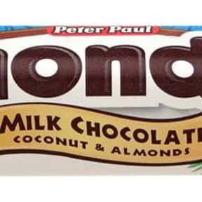 Almond Joy is listed (or ranked) 21 on the list The Best Hershey Bar Flavors