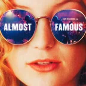 Almost Famous is listed (or ranked) 20 on the list Movies with the Best Soundtracks