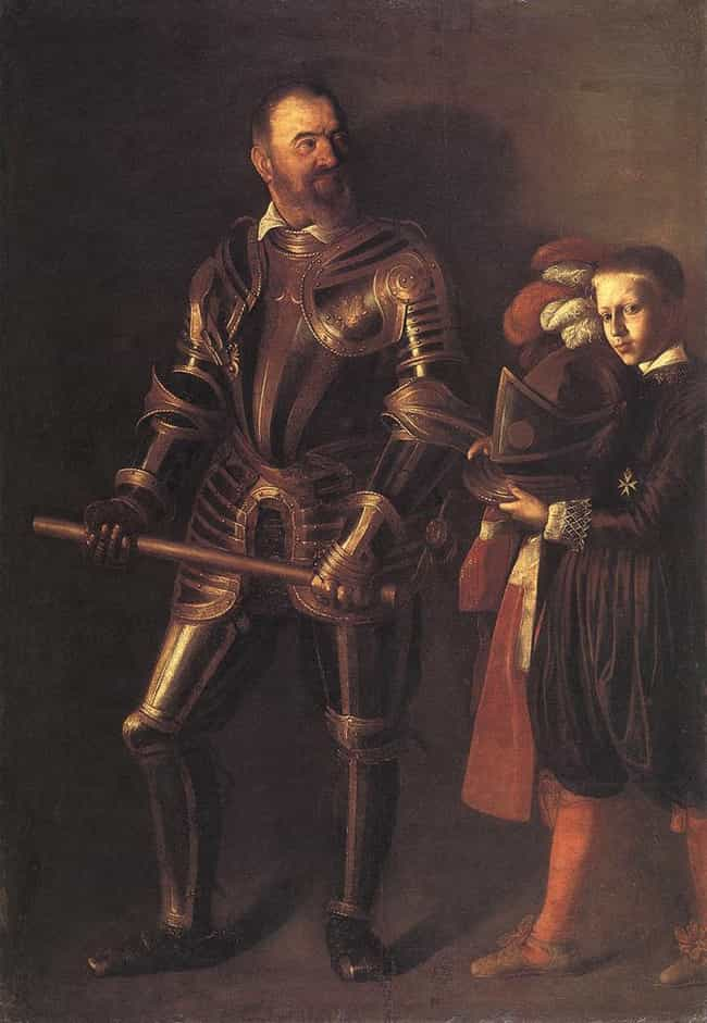 Alof de Wignacourt is listed (or ranked) 2 on the list List of Famous Caravaggio Artwork