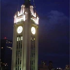 Aloha Tower is listed (or ranked) 9 on the list Famous Late Gothic Revival buildings