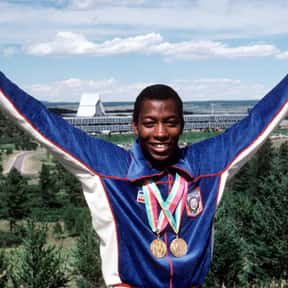 Alonzo Babers is listed (or ranked) 12 on the list 1984 Summer Olympics Gold Medal Winners