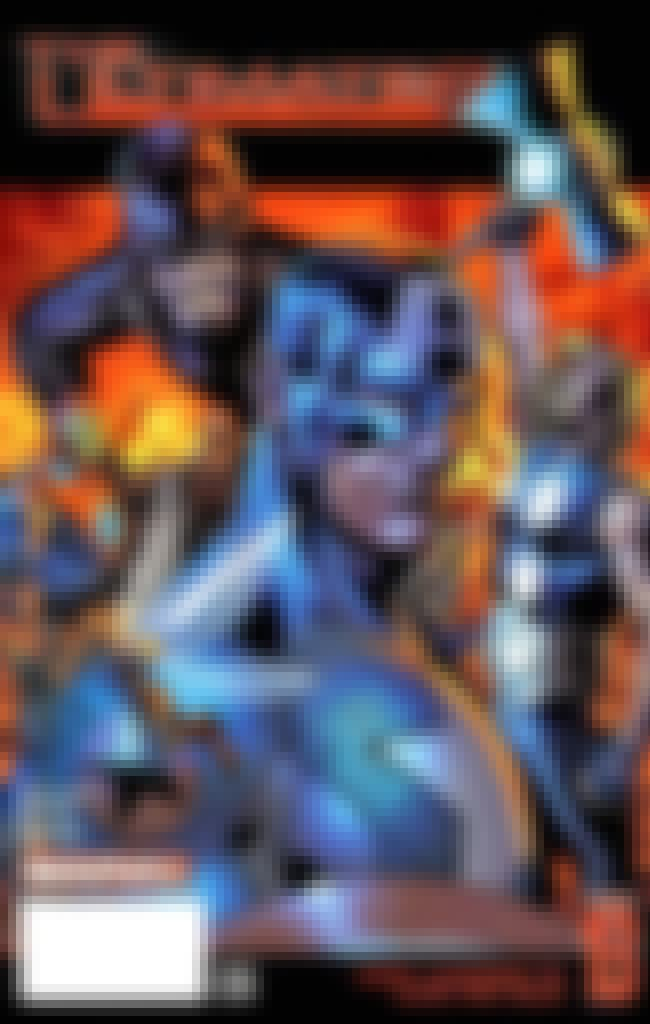 The Ultimates is listed (or ranked) 3 on the list The Best Mark Millar Comic Books