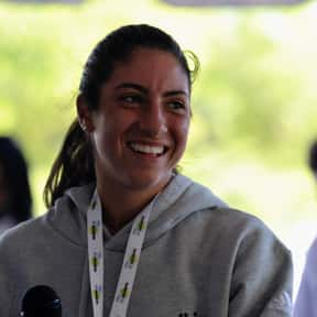 Christina McHale is listed (or ranked) 22 on the list Famous People Named Christina